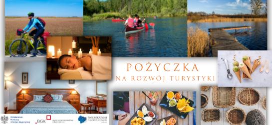 Pożyczki na rozwój turystyki
